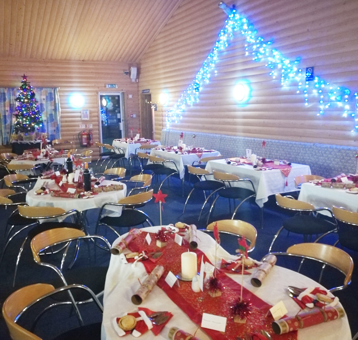 Christmas parties at Shamba Holidays